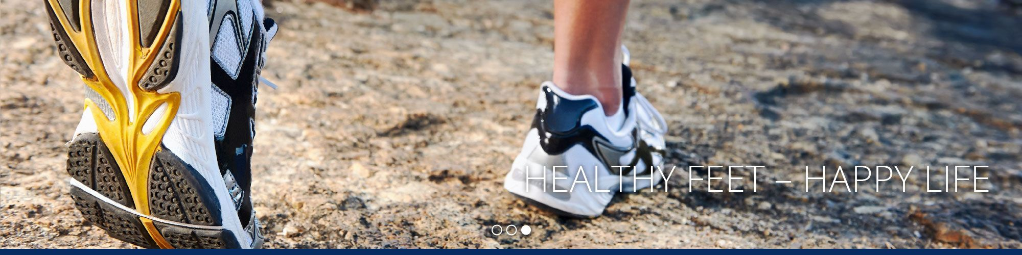 Healthy Feet – Happy Life | jogging