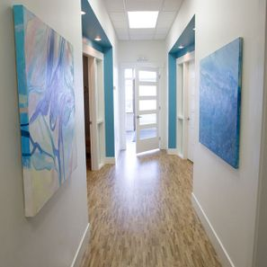 Price Preston Podiatry interior